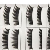 beautiful thick hair - Makeup Tools Accessories False Eyelashes box pairs Long Warped Fine Beautiful False Eyelashes Fake Extension Eyelash