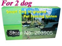 Wholesale 5pcs for dog Electronic Dog invisible Pet Fencing System dog fence system smart dog in ground pet fencing system