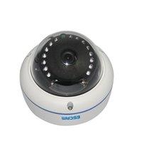 Wholesale ESCAM Q645R ONVIF P Network IR Dome Camera H P2P Wireless Outdoor IP Camera IP66 Waterproof Web Camera CACT