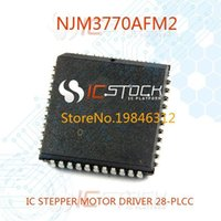 Cheap NJM3770AFM2 IC STEPPER MOTOR DRIVER 28-PLCC 3770 NJM3770 3pcs