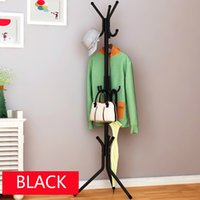 Wholesale Good Quantity Fashion Metal Coat Rack Stand Clothes Rack Perfect Home Decoration
