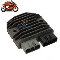 Wholesale Motorcycle Voltage Regulator Rectifier for Honda TRX500FA TRX650FA TRX680FA Kawasaki ZX14R NINJA ZX14R ZX1400 Triumph Rocket III order lt no