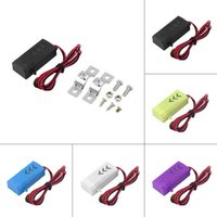 Wholesale New Dust proof Portable car charger V to V A Vehicle USB Cell Phone Chargers hot selling