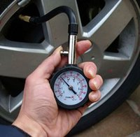 Wholesale Hot Truck Auto Vehicle Car Tyre Tire Air Pressure Gauge PSI Tester Dial Meter For Sale