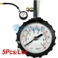 Wholesale For Car Motor Scale Dial Display Tire Gauge Meter Tyre Pressure Measurement Tool