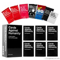 Wholesale bundle sale One of Four basic editions and Pack and expansion editions whole set of human cards for you TOYS