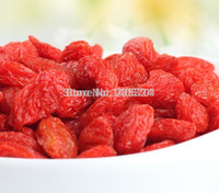 Wholesale Big Promotion g High quality Goji Berries Original wolfberry dried fruits Chinese tonic Goji Berry kg healthy food