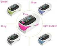 Wholesale 2015 Hot Pulse oximeter with OLED screen CE approved direction change free protect gift pulse oximeter fda approved fingertip pulse oximet