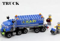 big dumper - Enlighten Child DIY toy Educational Dumper Truck set building block sets Christmasgift