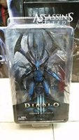 Wholesale NECA Diablo III Shadow of Diablo Lord of Terror PVC Action Figure Collectible Model Toy HL