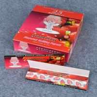 Wholesale Strawberry fragrance thread paper HORNET He Knight rolling papers g MM