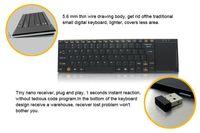 arab language - wireless German keyboard mini teclado English Arab French Spanish Portuguese Arab Russia language GHZ for gaming computer