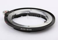 Wholesale 2015 New Camera Lens Adapter Ring NIKON G Lens to CANON EOS Camera Body Accessories NIKON G EOS