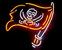 american football stores - Neon Sign Real Glass Tube Light Neon Beer Store Display American Football TampaS Bay Buccaneers Neon Sign Lighting quot X14 quot