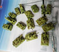 armor charms - 5000pcs Plastic Tanks Armored Car Figure Toys Childrens Kids Car Toy Charms quot Sent At Random Styles quot styles total
