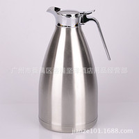 Wholesale L European stainless steel vacuum pot coffee pot thermos kettle kettle