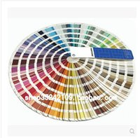 Wholesale Pantone color card TPX Color Card FGP120 one complete book with Color Cards for textile industry