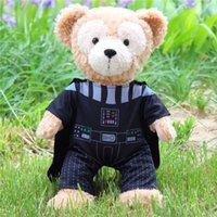 build a bear - Build a bear Duffy Tactic Duffy bear doll clothes with Kiki Star Wars