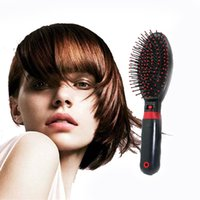 electric comb - Anti static Electric Air Bag Massage Health Hair Care Comb Magic Personal Styling Beauty Tool Electric Comb H14119