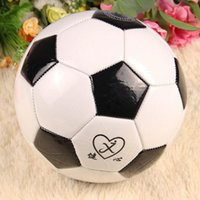 Wholesale Aerobic respiration Outdoor sports Classic black and white football soccer football training