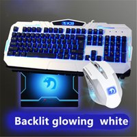 Wholesale Warface Gaming Keyboard And Mouse Witcher Teclado Gamer Dota Mini Keyboard Gamer Mouse Gamer Smartphones For Cheap