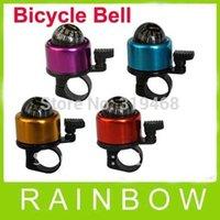 Cheap 100pcs lot RA Made Metal Bell Compass Bike Bicycle Cycle Ring Free Shipping