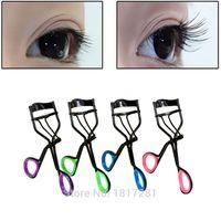 Wholesale Eyelash Curlers Lash Delicate Lady Women Nature Eye Curl Style Cute Black Beauty Tools