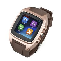 aluminum rates - Aluminum Alloy Smart Watch G Android Smart Watch Fashion Design for Sale X2