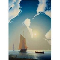 oil paint by numbers - Frameless Painting By Numbers DIY Digital Oil Painting Linen Canvas Christmas Gift Home Decoration40x50cm Tektronix TitanicWK015