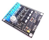 Wholesale hot sell A Dual Channel motor drive module For Arduino Compatible