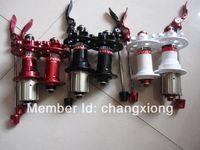 best mtb hub - Hot sale red white black Novatec D711SB D712SB bearing disc hubs best MTB hubs with skewers
