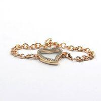 Cheap new top floating locket Best DIYcharms bracelet