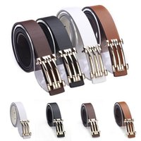 Wholesale Fashion Brand Men Belt Strap Men s Genuine PU Leather Belts Straps Casual trousers Jeans Women s Dress Skirt Waistbands