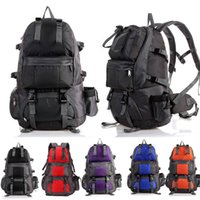 Wholesale Hot Sales NEW L Military Tactical Rucksack Backpack Outdoor Sport Camping Hiking Travel Bag Bx100