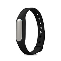 air messaging - Hand ring every day Mi Band yang pintar Miband gelang untuk Android IOS MI3 tahan air Tracker gelang kebugaran kotak asli