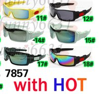 arrival goggles - New Arrival summer men Cycling Sports Sunglasses woman goggle Bicycle Glass Dazzle colour glasses colors Only sunglasses A