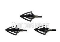 Wholesale 6pcs hunting Broadheads XT Dual Blade Blade Broadhead Grain