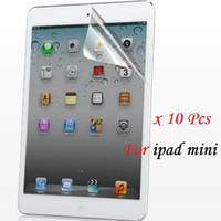 Wholesale For Apple iPad mini Matte Anti glare Clear LCD Screen Protector Film