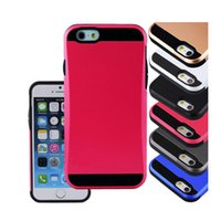 Cheap For Apple iPhone TPU Case Best Plastic White Card Slot phone bag