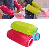Wholesale Brand new Waterproof Polyester Oversleeves for Home Cleaning Accessories