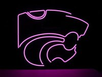 beer state - New Kansas State Wildcats Glass Neon Sign Light Beer Bar Pub Sign Arts Crafts Gifts Lighting Size quot