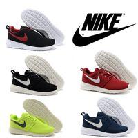 tennis shoes - NIKE FREE Run Running Shoes lovers For Men Women Nike Roshe Run Walking Shoes Racing Tennis MEN WOMEN Jogging Shoe Season Ending Clearance