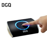 Wholesale Electronic New Portable Negative Ion Air Purifier Ozonator Air Cleaner Oxygen Bar Purify Air Kill Bacteria Virus