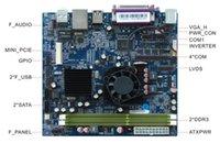 amd dual cpu motherboards - M432 ITX HCMF2X61F AMD T56N Dual core CPU Embedded Motherboard COM SATA USB GPIO Mini PCIE Giga LAN ATX Desk PC DDR3 VGA HDMI