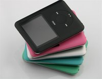 Wholesale MP3 MP4 Player Slim quot LCD E Book FM th MP4 Player earphone USB Singapore post free
