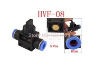Wholesale Water Wood mm One Touch Tube Pneumatic Fitting Hand Control Valve