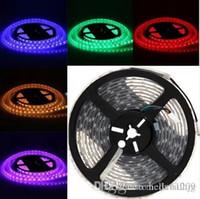 ac glue - Led lights bring glue led strip waterproof ip68 tank water v lights with low voltage casing glue