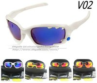 Wholesale color Frame sport eyeglasses White frame cycling eyewear sunglasses cool oculos Men sun glasses