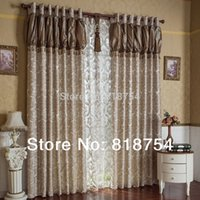 Wholesale 2015 New Arrival Rushed Included Cortina Home Curtain Design Curtains Luxury Romantic Bedroom Window Blind Decorative for m