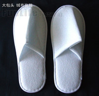 Scuffs cheap slippers - Hot sale cheap High qulity Disposable Slippers White Hotel Babouche Travel Guesthouse